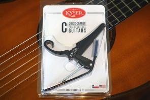 Kyser KGC Capo til klassisk guitar