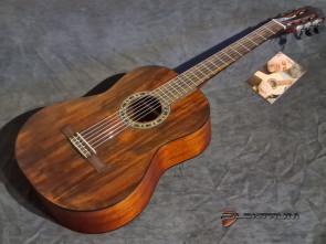 La Mancha Granito spansk guitar - Rød