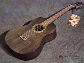 La Mancha Granito spansk guitar - Sort