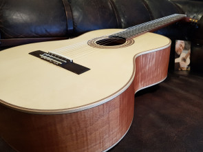 La Mancha klassisk guitar Rubi SMX