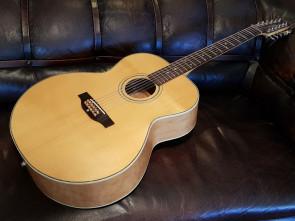 Landola J-855-12 western guitar.