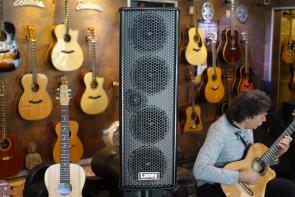 Laney AudioHub 4x4 akustisk forstærker
