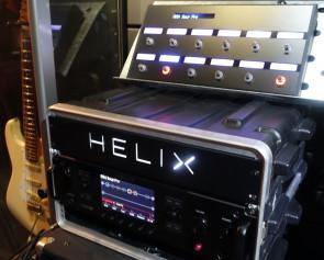 LINE-6 HELIX multieffekt Rack + Controller