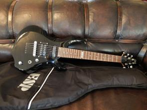 Børne størrelse LTD el-guitar