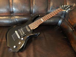 LTD børne elektrisk guitar i 3/4 størrelse