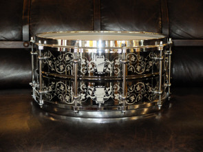 Ludwig Black Magic 6,5 lilletromme