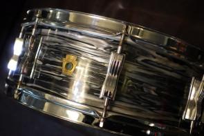 **SOLGT** Ludwig 1964 Vintage Black Oyster lilletromme
