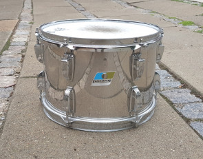"Ludwig Vintage 12"" Stainless Steel tom"