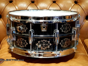 Ludwig 6½x14 Black Beauty lilletromme