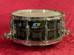 Ludwig Vintage 6,5x14 lilletromme 1970's