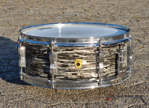 Ludwig Oyster Black Pearl Vintage JazzFestival lilletromme