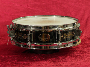Ludwig Black Beauty indgraveret snare