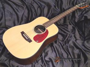 Magna DJR-3 western-guitar i 3/4 størrelse