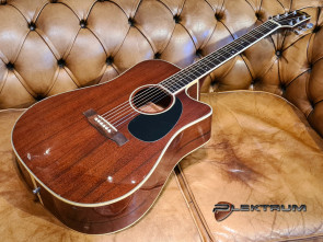 Maison W744ce western guitar m/Solid Top - Brugt