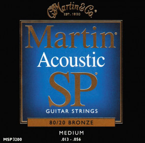 MARTIN 013 Western guitar strenge