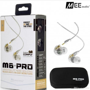 MEE M6 In-Ear Hovedtelefon - Klar