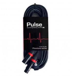 Pulse Mikrofonkabel xlr-xlr 10 mtr.