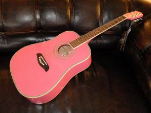 Oscar Schmidt 3/4 Western guitar