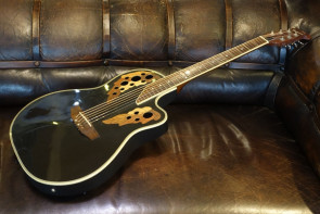Brugt Fentura / Ovation western guitar