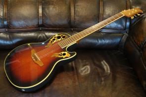 Brugt Ovation western guitar