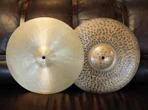 "Paiste Hihat 14"" Traditional 1st. edition"