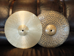 "Paiste Hihat 13"" Traditional 1st. edition"
