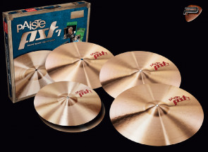 Paiste PST7 Light bækkensæt