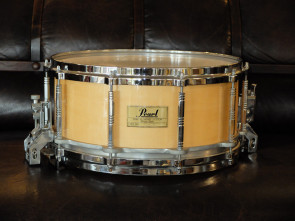 Pearl Free Floating 6x14 Maple lilletromme