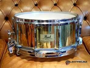 Pearl Free Floating 6½x14 Brass lilletromme