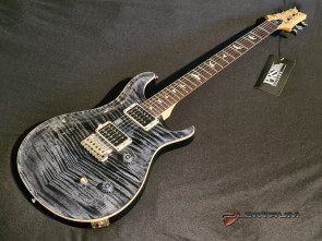 **RESERVERET** PRS CE24-GB  Grey Black Ash guitar - USA