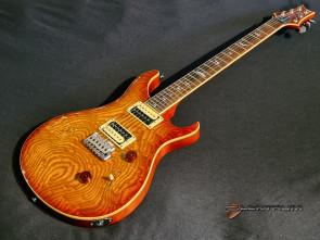 PRS SE CU24  Burled Ash guitar