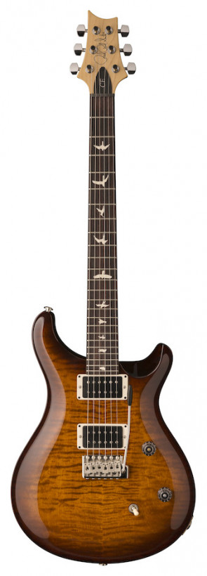 PRS CE24 Burnt Amber Smokeburst el-guitar