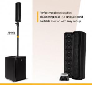 NYHED: RCF Evox-J8 højttaler system