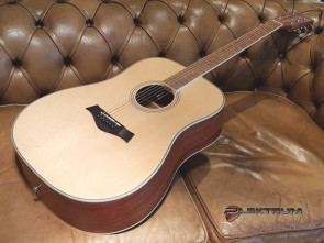 RENO RW400NAT Western Guitar med solid top