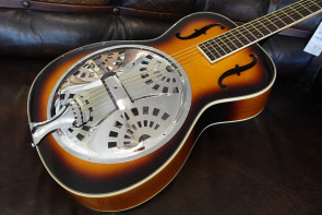 Tanglewood Resonator guitar