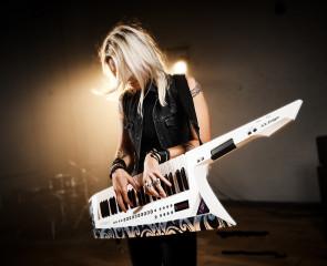 Roland ax-edge keytar - Hvidt