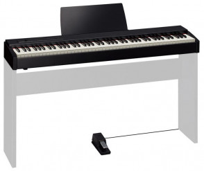 Roland el-piano F-20cb i sort
