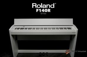 Roland f-140R el-piano i Hvid