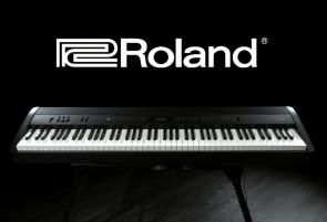 Roland FP-60 el-piano - Sort