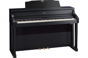 Roland HP508-cb el-piano i Sort