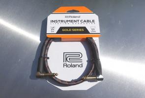 Original Roland Gold Jack kabel 1 meter