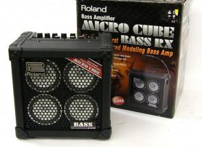 Roland Micro Cube Bass RX forstærker