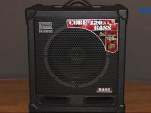 Roland Cube 120xl bas-forstærker