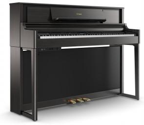 Roland LX-705 Charcoal Black El-klaver