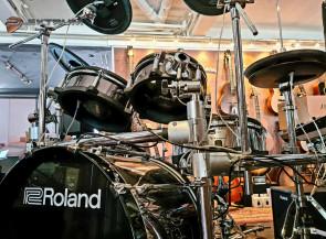**SOLGT** Roland TD-50KVX El-trommesæt