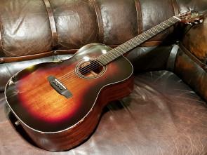 Santana Bonfire Western Guitar