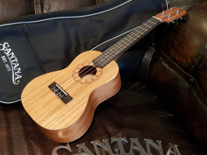 Santana Concert Ukulele