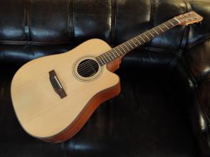 Santana western guitar ST-200 CW
