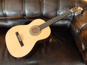 Klassisk guitar Santana 100