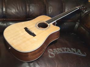Santana ST-300 W Western Guitar